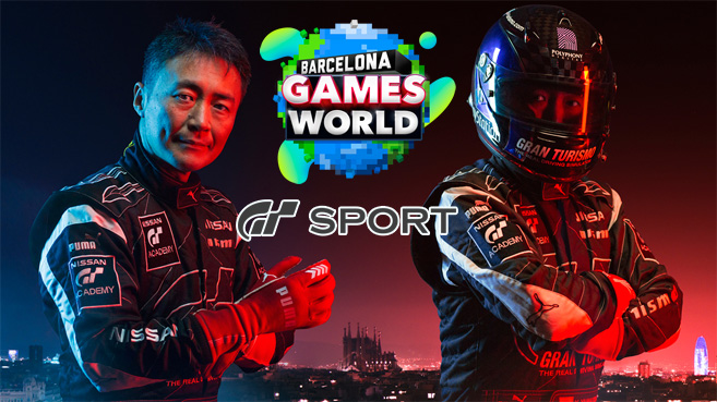 Gran Turismo Sport Barcelona Games World