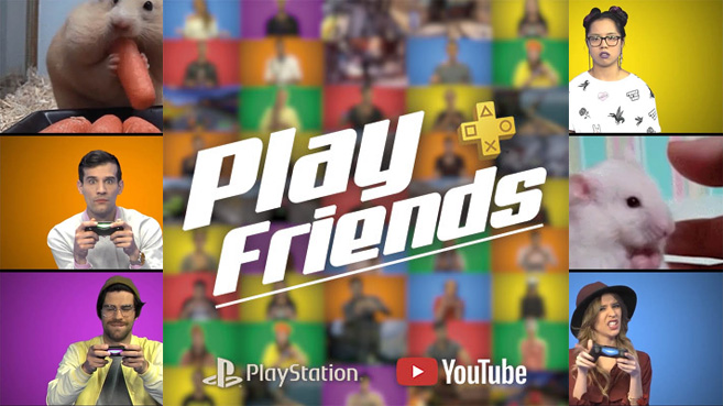 PlayStation Playfriends