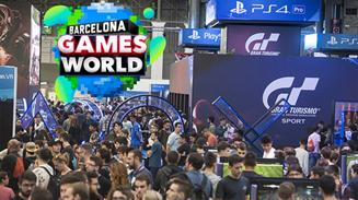 PlayStation Barcelona Games World 2017