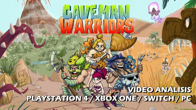 Vídeo análisis de Caveman Warriors