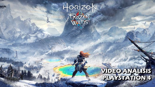 Vídeo análisis de Horizon Zero Dawn - The Frozen Wilds