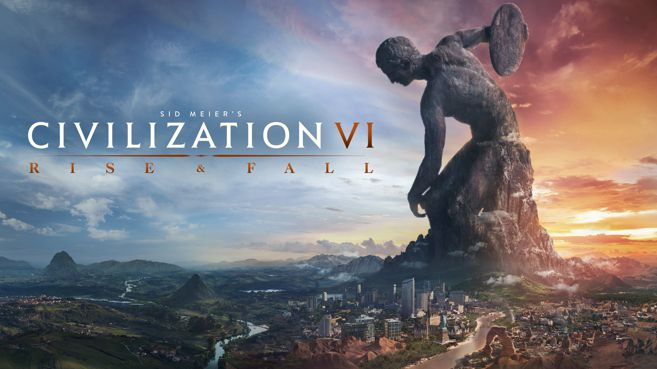 Civilization VI - Rise & Fall Principal