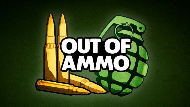 Out of Ammo Principal