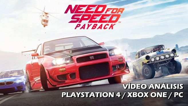 Vídeo análisis de Need For Speed Payback