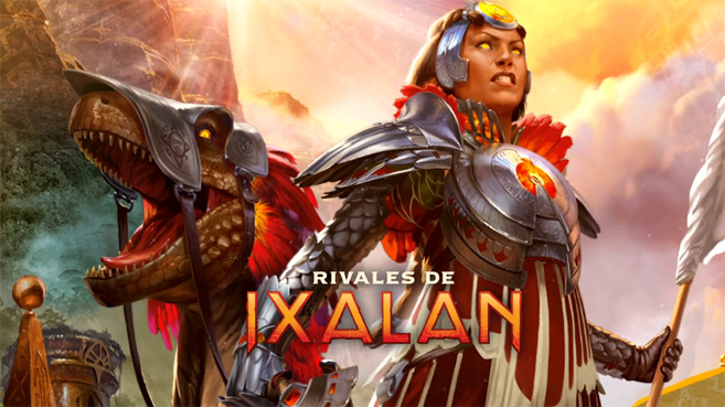 Magic: The Gathering Rivales de Ixalan