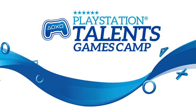 PlayStation Talents Games Camp 2018