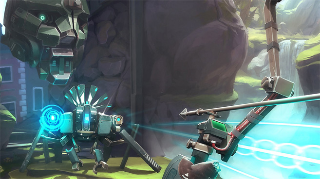 Apex Construct PlayStation VR