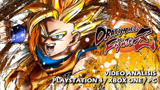 Vídeo análisis de Dragon Ball FighterZ