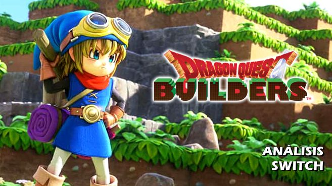 Vídeo análisis de Dragon Quest Builders para Nintendo Switch