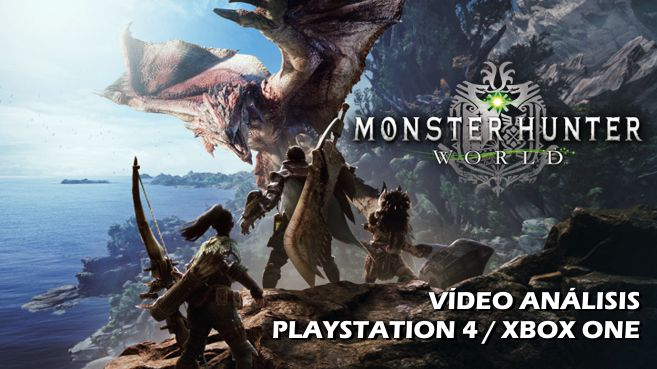 Vídeo análisis de Monster Hunter World