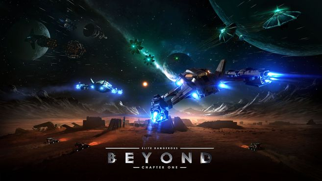 Elite Dangerous - Beyond - Chapter One Principal