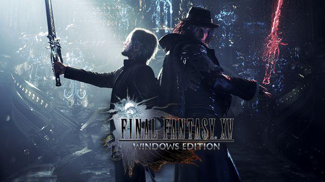 <span><b class=sec>Final Fantasy</b> XV: <b class=sec>Windows Edition</b> • Eurogamer.cz</span>