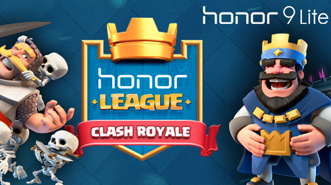 Honor League Clash Royale