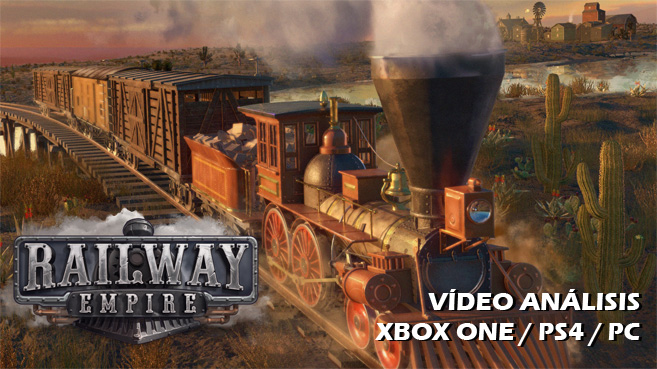 Vídeo análisis de Railway Empire