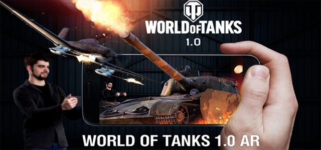 ARCore World of Tanks