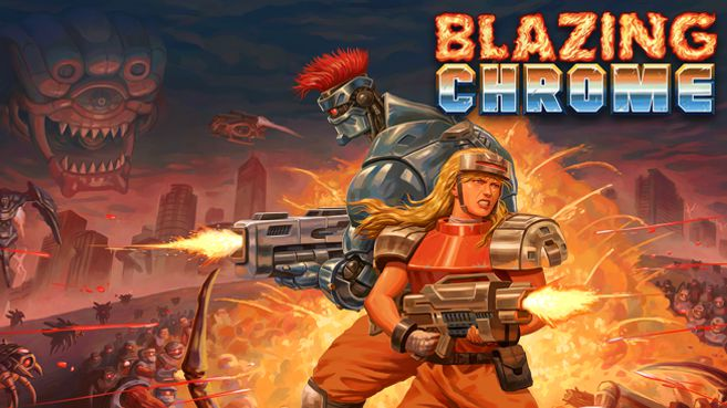 Blazing Chrome Principal