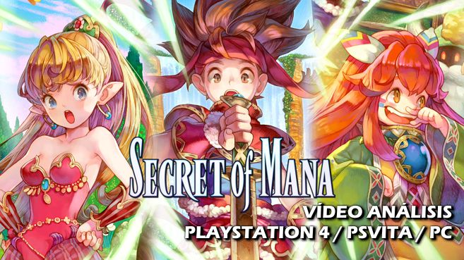 Cartel Secret of Mana