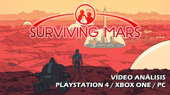 Vídeo análisis de Surviving Mars