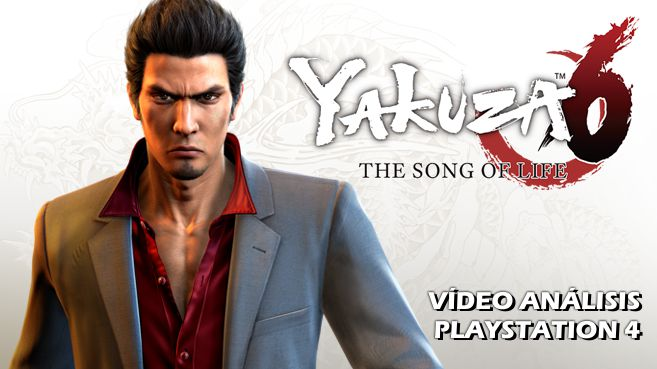 Cartel Yakuza 6 - The Song of Life