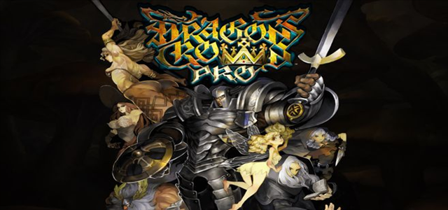 Dragon´s Crown Pro Principal