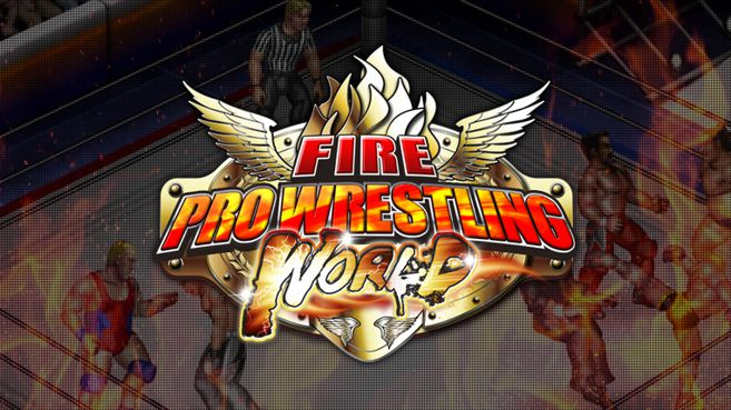 Fire Pro Wrestling World Principal