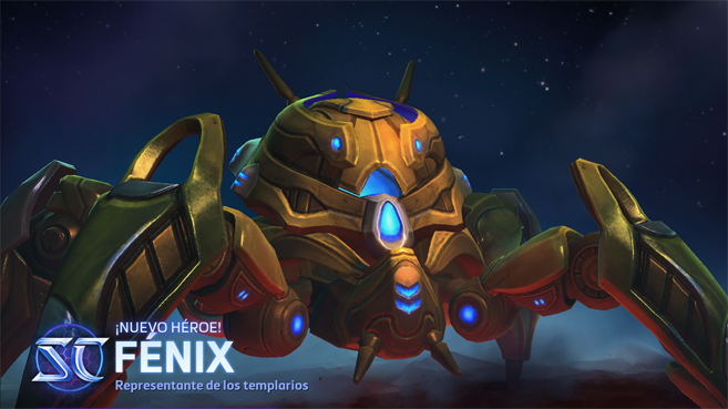 Heroes of the Storm Fénix