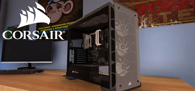 PC Building Simulator CORSAIR