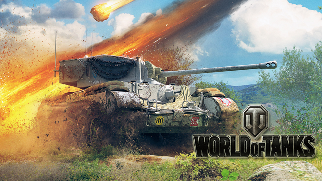 World of Tanks Banshee Comet
