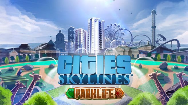 Cities Skylines Parklife Principal