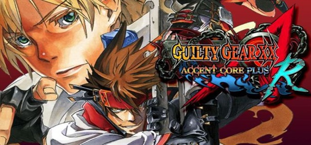Guilty Gear XX Accent Core Plus R Principal