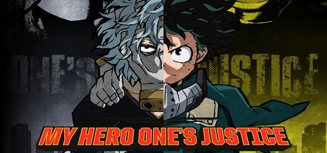 My Hero One´s Justice Principal