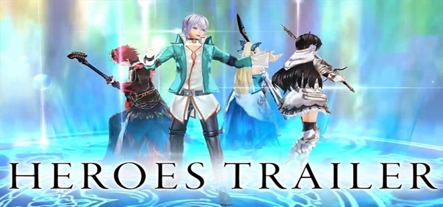 Shining Resonance Refrain trailer