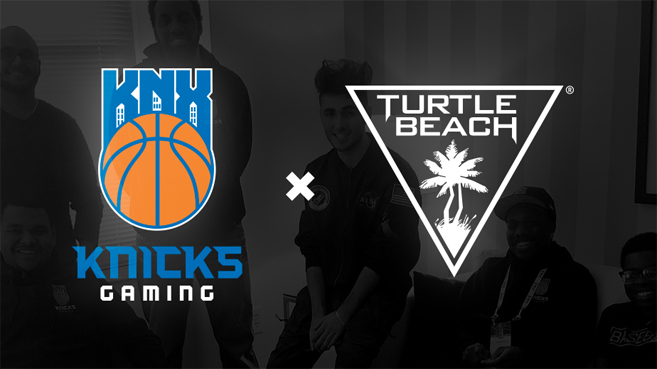 Turtle Beach Knicks Gaming eSports NBA 2K League