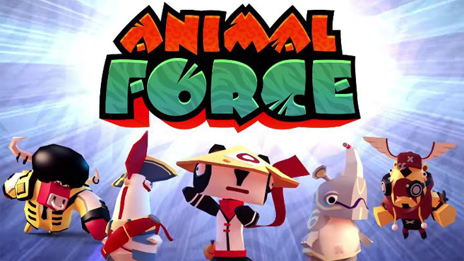 Animal Force PlayStation VR