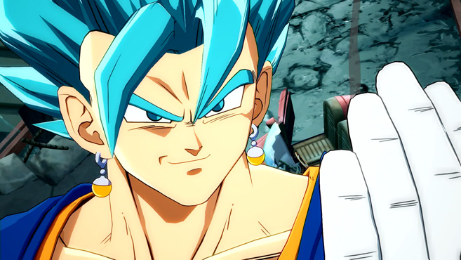 Dragon Ball FighterZ Vegito