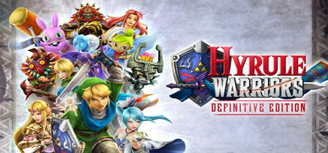 Hyrule Warriors Definitive Edition Principal
