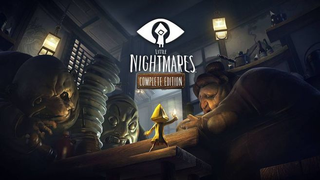 Little Nightmares Complete Edition Principal
