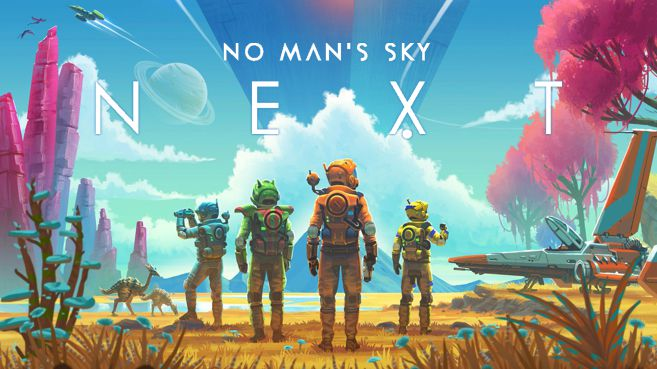 No Man´s Sky Next Principal