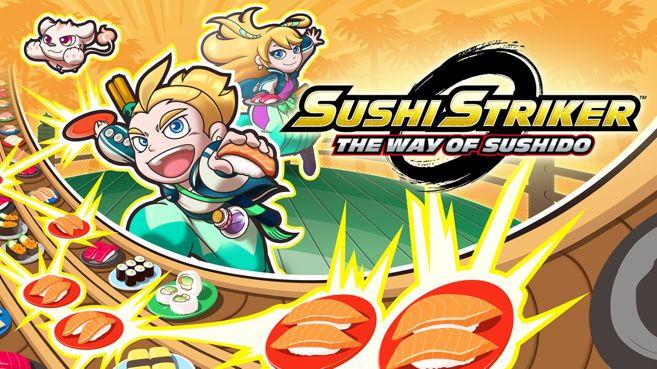 Sushi Striker The Way of Sushido Principal