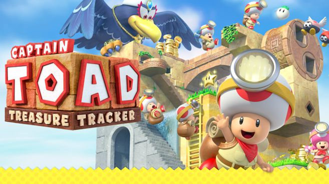 Captain Toad Treasure Tracker Principal