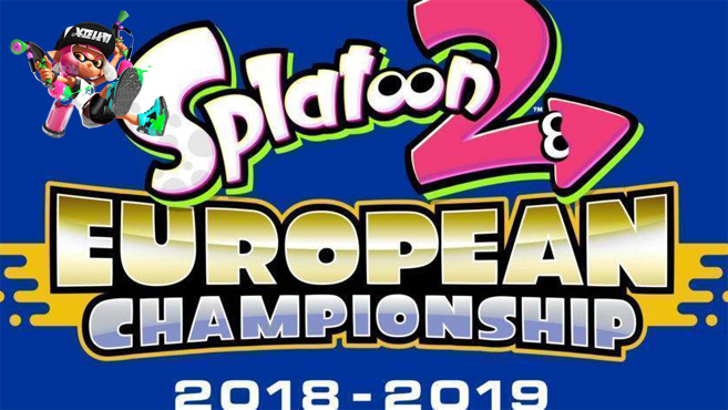 Splatoon 2 European Championship 2018-2019