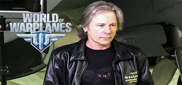World of Warplanes Iron Maiden Bruce Dickinson Aces High