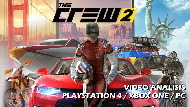 Vídeo análisis de The Crew 2