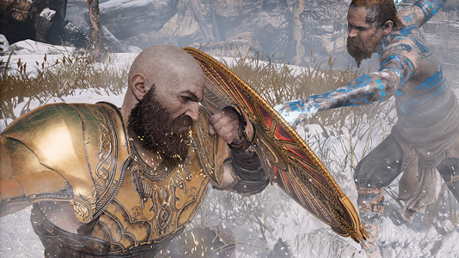 God of War Partida+