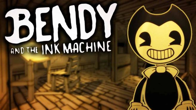 Bendy and the Ink Machine Principal
