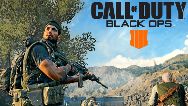 Call of Duty Black Ops 4 Blackout Battle Royale