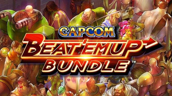 Capcom Beat`Em Up Bundle Principal