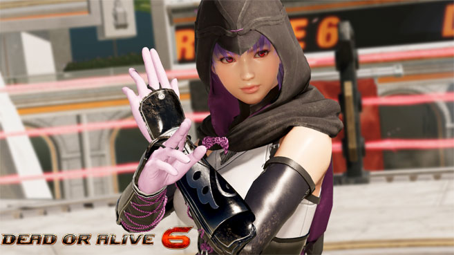 Dead or Alive 6 TGS 2018