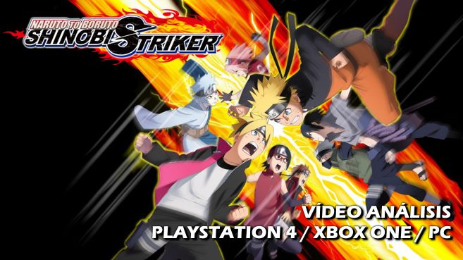 Vídeo análisis de Naruto to Boruto: Shinobi Striker