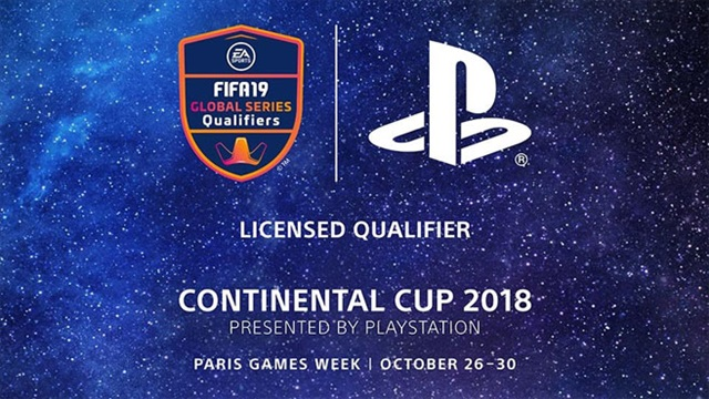 Continental Cup 2018 PlayStation